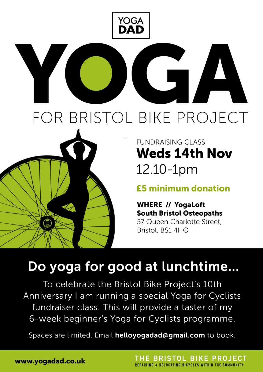 yoga bike project_flyer