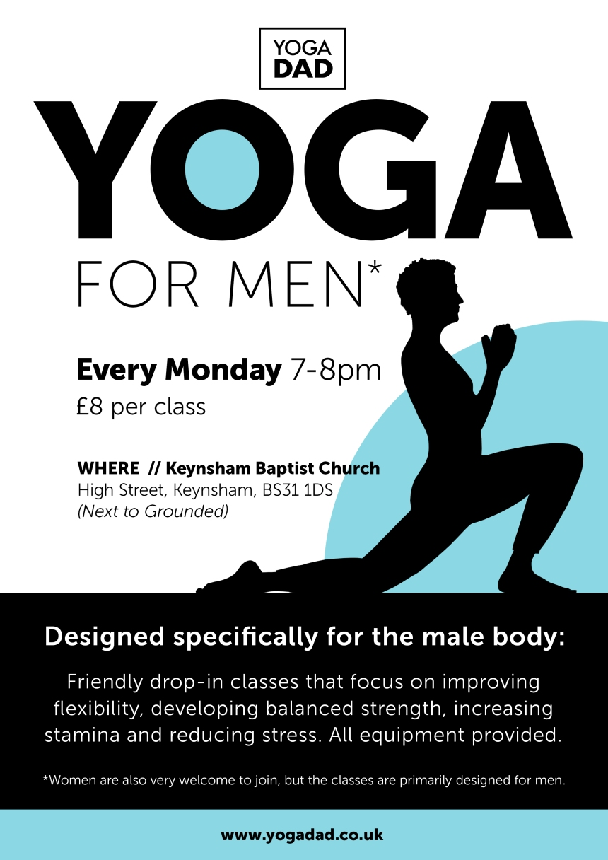 men yoga flyer2