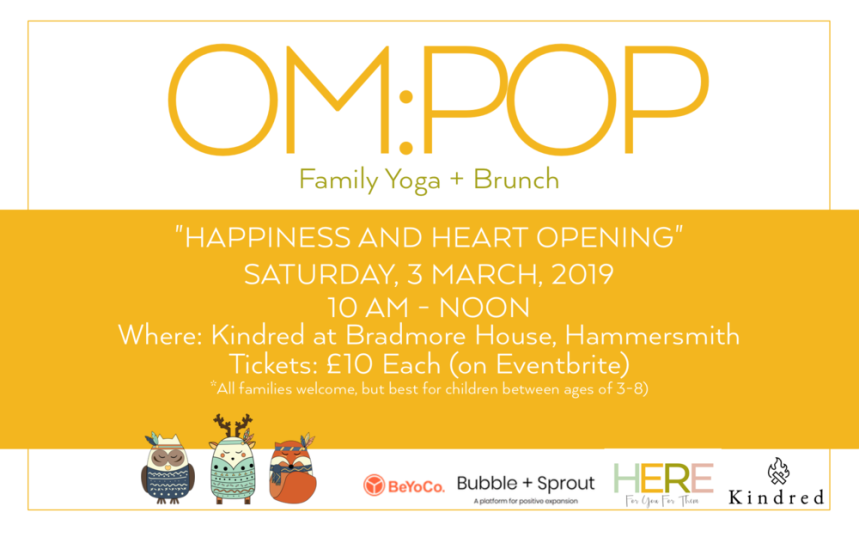 Ommm+Pop+Up+Yoga+and+Brunch+Invitation