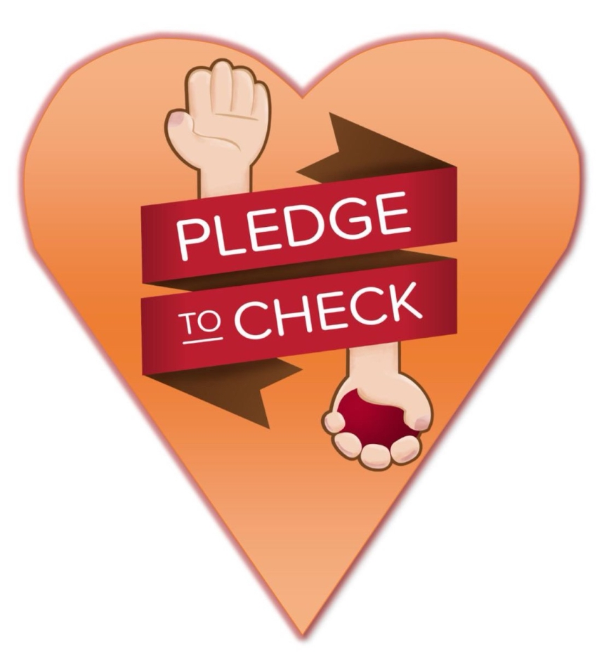 pledge to check